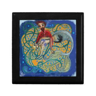 Dreaming Mermaid. Gift Box