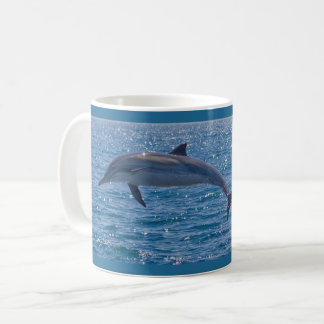 Dreaming of California Dolphin Coffee Mug