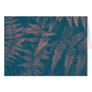 Dreaming Of Ferns Card