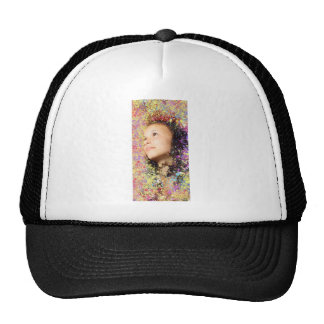 DREAMING OF IMPRESSIONISM MESH HAT