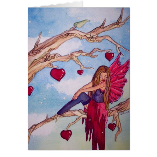 Dreaming of Love Card