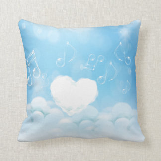 Dreaming of Music American MoJo Pillow Cushions