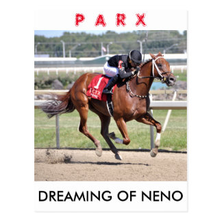 Dreaming of Neno Postcard