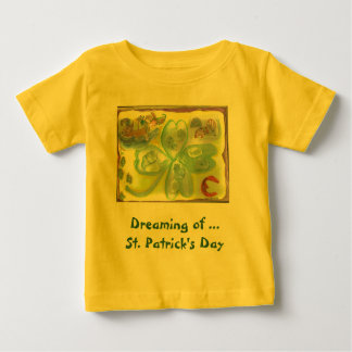 Dreaming of St. Patrick's Day T-shirts