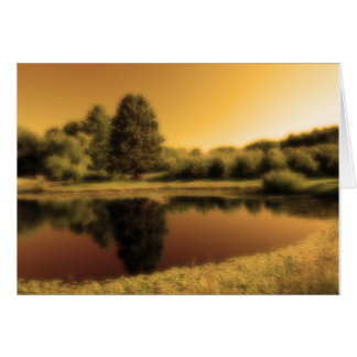 Dreaming Of Summer Greeting Card