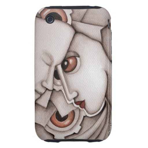 Dreaming of you - iPhone 3/3GS Case Tough iPhone 3 Covers
