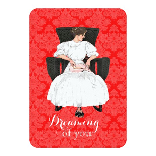 Dreaming of You Valentine Card
