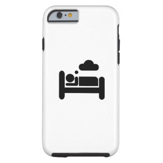 Dreaming Pictogram iPhone 6 Case Tough iPhone 6 Case