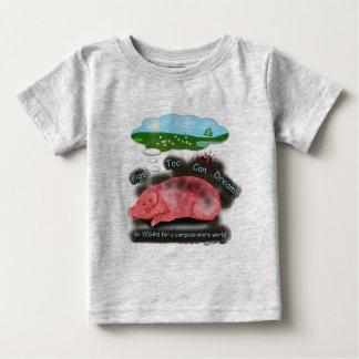 Dreaming Pig Shirt