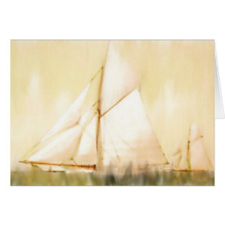 Dreaming Sails card