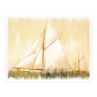 Dreaming Sails postcard