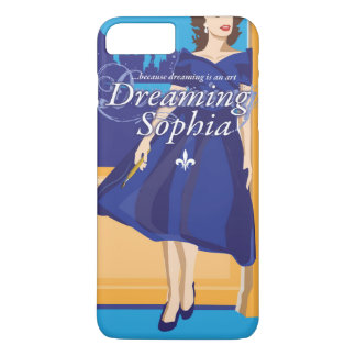 Dreaming Sophia iphone Case