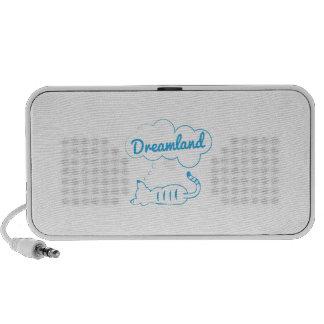 Dreamland Travel Speaker