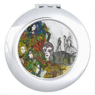 Dreamland Vanity Mirror