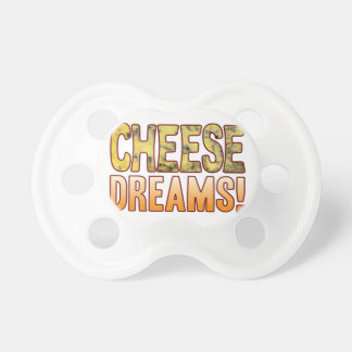 Dreams Blue Cheese Pacifier