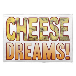 Dreams Blue Cheese Placemat