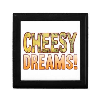 Dreams Blue Cheesy Gift Box