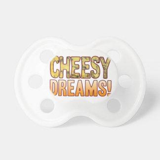 Dreams Blue Cheesy Pacifier