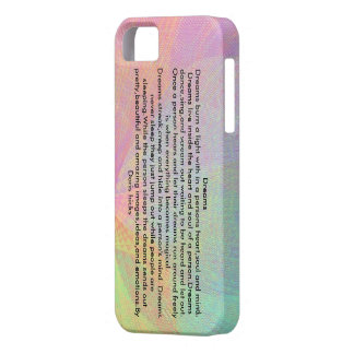 Dreams Case For The iPhone 5