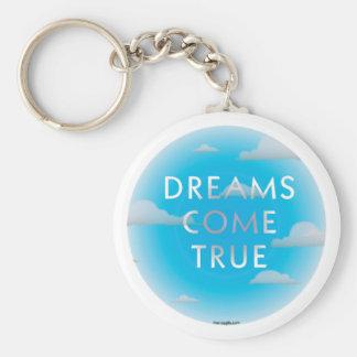 Dreams Come True Key Chain