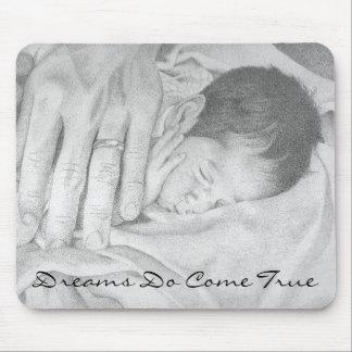 Dreams Come True Sweet Dreams Mousepad