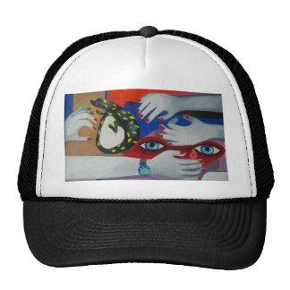 Dreams from sunbathing cap