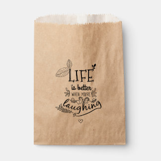 Dreams, Goals, Attitude, Happiness Life Quote Favour Bags