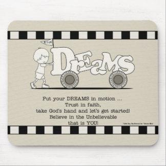 Dreams in Motion Mousepads