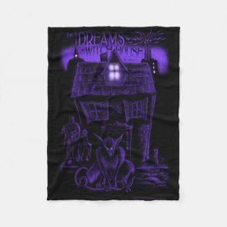 Dreams in The Witch House - H.P. Lovecraft blanket