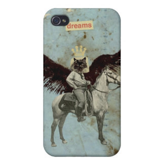 Dreams iPhone 4/4S Cover