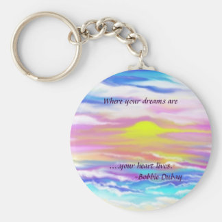 Dreams Key Chain