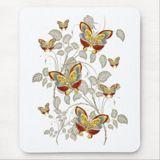 Dreams of Butterflies Mouse Pad