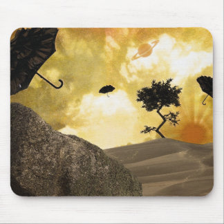 Dreams of flight mouse pad