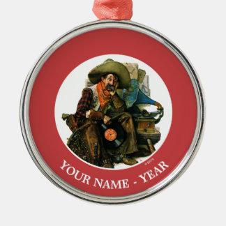Dreams of Long Ago Christmas Ornament