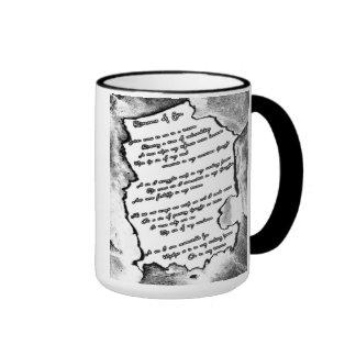 Dreams of Sin Ringer Mug