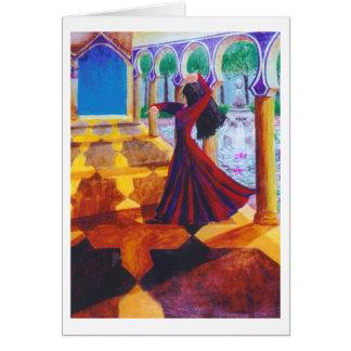 Dreams of Spain Greeting Card