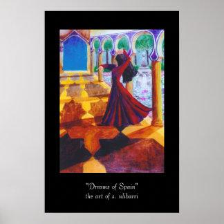 Dreams of Spain Poster