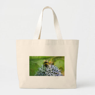 Dreams of the bee large tote bag