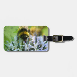 Dreams of the bee luggage tag