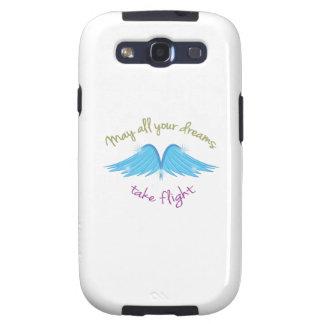 Dreams Take Flight Samsung Galaxy SIII Covers