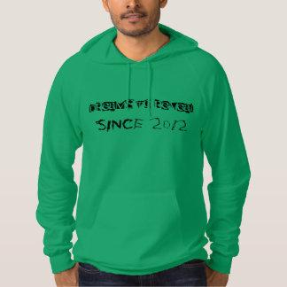 DREAMS TO REVEAL Since 2012 hoodie