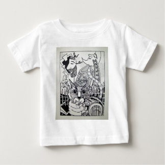 Dreamscape 10-1 by Piliero Baby T-Shirt