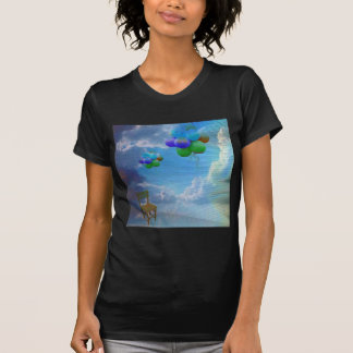 dreamscape with ballons(2).jpg t-shirts