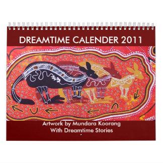 Dreamtime Calender 2011 Calendars
