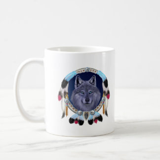 DREAMWOLF COFFEE MUG