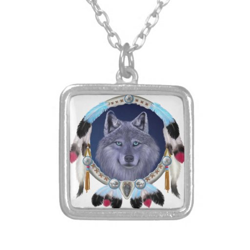 DREAMWOLF PERSONALIZED NECKLACE