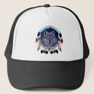 DREAMWOLF TRUCKER HAT