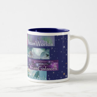 DreamWorlds Starry Mug
