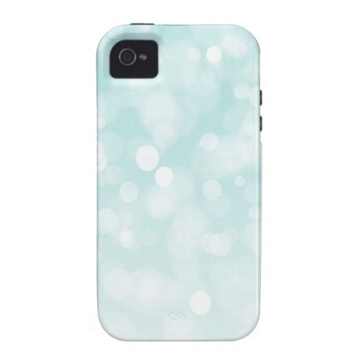 Dreamy Blue iPhone 4/4S Covers