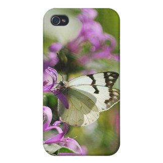 Dreamy butterfly case for iPhone 4